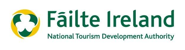 Failte Ireland Green Yellow Logo
