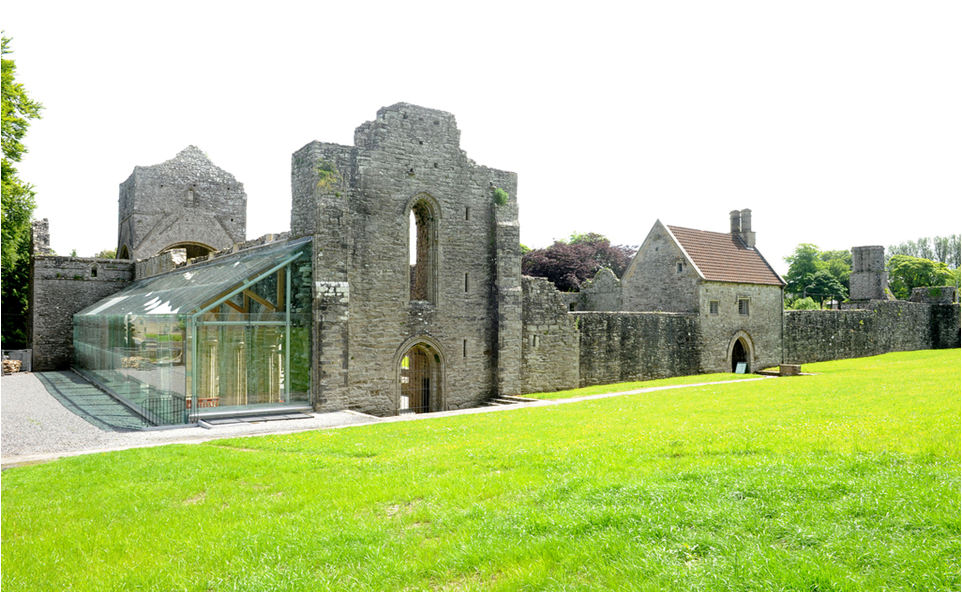 boyle abbey with conservatory ER