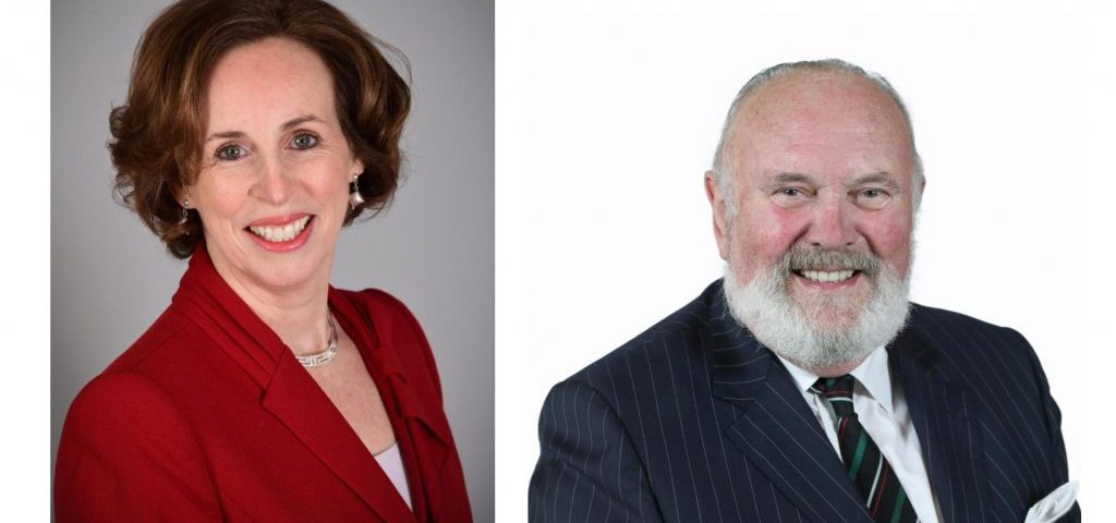 Carole Coleman & David Norris